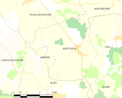 Map commune FR insee code 26208.png