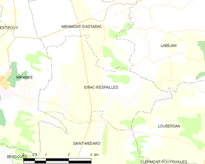 Map commune FR insee code 32156.png