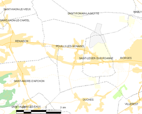 Map commune FR insee code 42176.png
