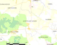 Map commune FR insee code 61057.png