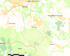 Map commune FR insee code 64065.png