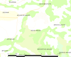 Map commune FR insee code 65203.png