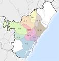 MapaBCN Distritos02.png