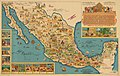 Mapa Ilustrado de la Republica Mexicana Publicado Por Margaret M. Crane Eugenio Fischgrund.jpg