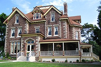 Thorold - The Keefer Mansion Inn, previously Maplehurst