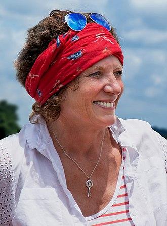 Margaret Trudeau - Trudeau in 2015
