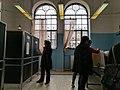 Margareta Cederfelt at a polling station in Rome, 4 March 2018 (39899575354).jpg
