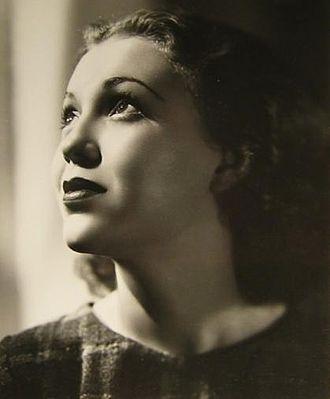 Margo (actress) - Image: Margo in Winterset (1936)