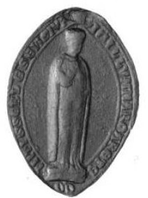 Margaret, Countess of Blois - Seal of Margaret of Blois