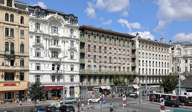 Wien - Mariahilf, Margareten & Wieden