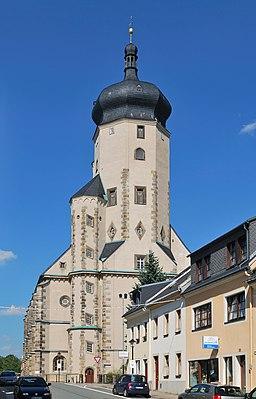 Marienberg Kirche St. Marien