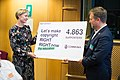 Marietje Schaake, MEP, receives the petition of the COMMUNIA Right Copyright campaign (35282935212).jpg