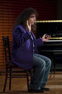 Mark Applebaum American composer