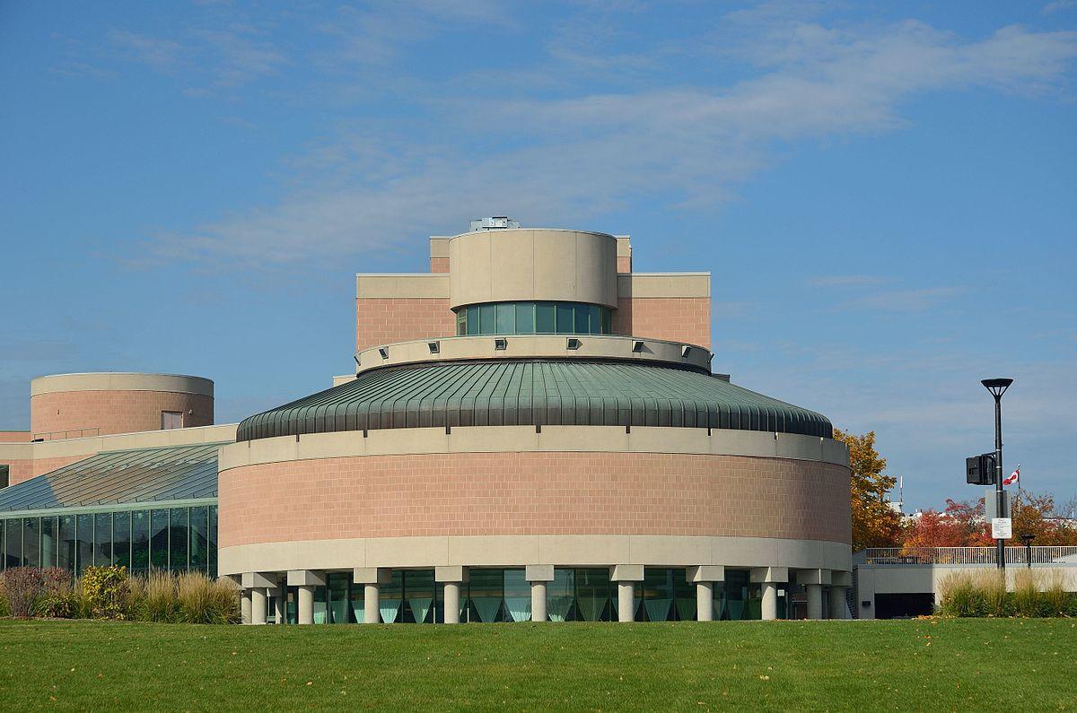 Markham Civic Centre - Wikipedia