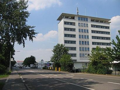 How To Get To Koln Marsdorf In Rhine Ruhr Region By Light Rail