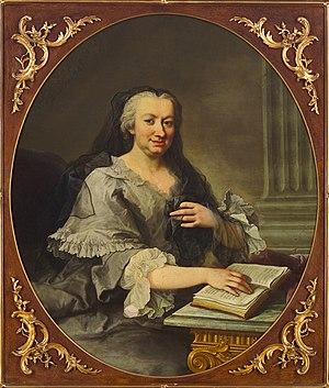 Chief Court Mistress - Marie Karoline von Fuchs-Mollard.