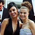 Martina Gusman and Elli Medeiros - Cannes 2008.jpg