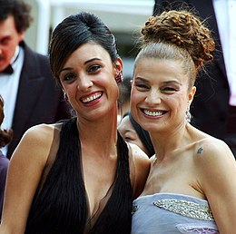 Martina Gusman and Elli Medeiros - Cannes 2008.jpg