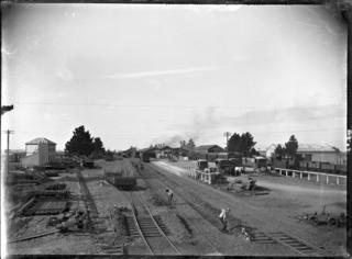 Marton railway station, Manawatu-Wanganui