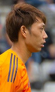 Masaaki Higashiguchi Japanese footballer