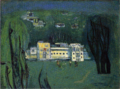 MatsumotoShunsuke Suburban Landscape 1937.png