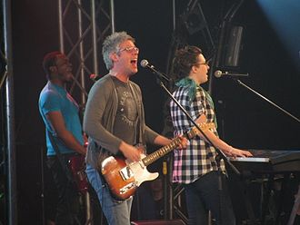 Matt Maher - Maher performing at YC Newfoundland in 2009