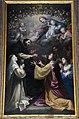 Matteo rosselli, madonna del rosario coi ss. domenico, caterina e altri, 1649, 03.JPG