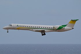 Mauritania Airlines International, Embraer ERJ-145LR, 5T-CLD.jpg