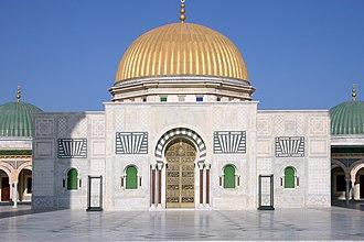 Bourguiba mausoleum - Image: Mausoleum of Habib Bourguiba 2