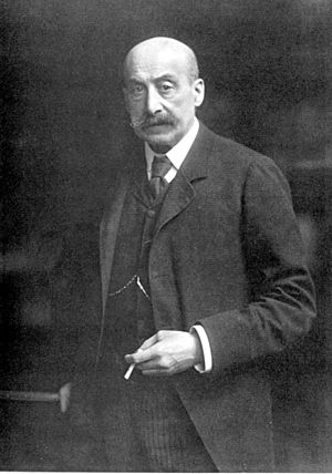 Max Liebermann - Max Liebermann in 1904