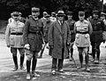 Maxime Weygand, Joseph Paul-Boncour, Maurice Gamelin, 1932.jpg