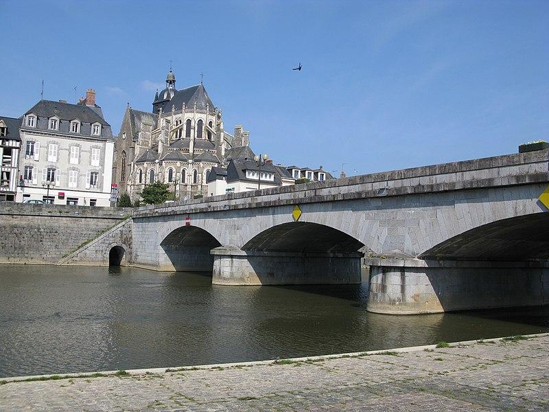 Le pont Notre-Dame