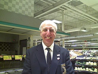 Hazel Park, Michigan - Jack Lloyd, mayor of Hazel Park from 2002 to 2014