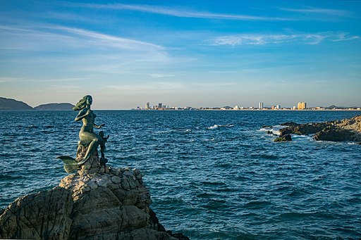 Mazatlan Mermaid best things to do in mazatlan mexico