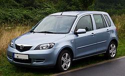 Mazda2 (2003?2005)
