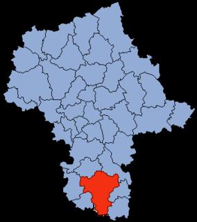 Radom County County in Masovian, Poland