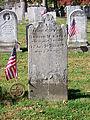 McClure (Richard 2), Lebanon Church Cemetery, 2015-10-23, 01.jpg