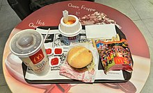 International availability of McDonald's products - Wikipedia