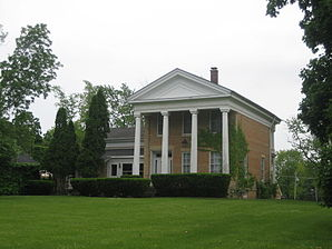 Count's House in McHenry