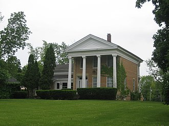 McHenry, Illinois - Image: Mc Henry Il Count's House 1