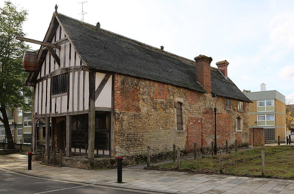 Medieval merchant's house 2012