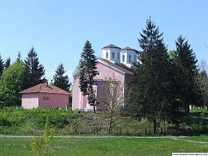 Medkovets - Image: Medkovets Church