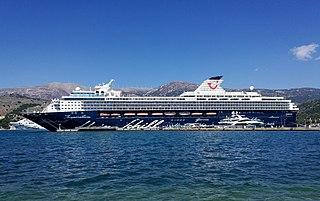 <i>Mein Schiff Herz</i> Century-class cruise ship