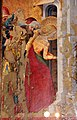 Meister francke, altare di santa barbara, amburgo 1420 circa, dalla chiesa di kalanti, 04 imprigionamento 2.JPG