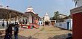 Melai Chandi Mandir Complex - South-eastern View - Amta - Howrah 2015-11-15 7020-7023.tif