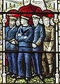 Melton Mowbray, St Mary's church, window detail (30710499657).jpg