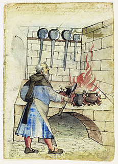 Cook (profession) occupation involving cooking food