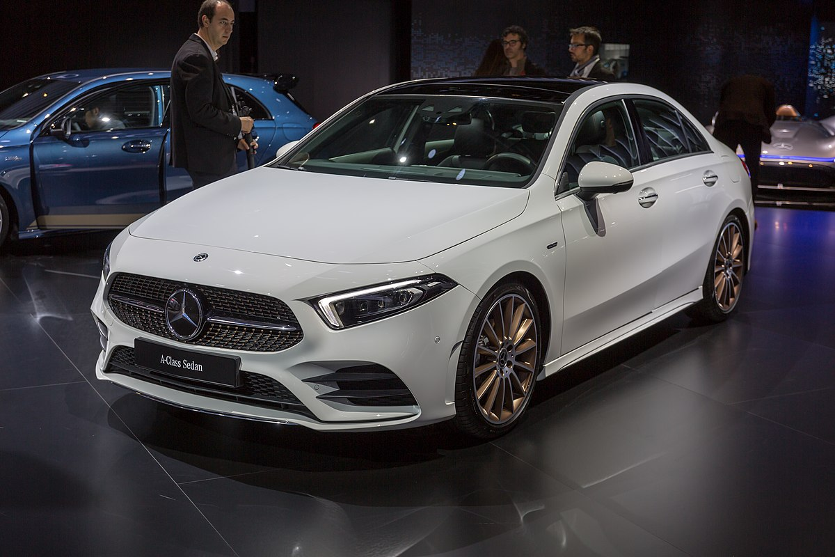 mercedes benz a class w177 wikipedia. Black Bedroom Furniture Sets. Home Design Ideas