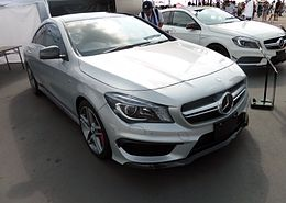 Mercedes-Benz CLA45 AMG 4MATIC (C117) front.JPG