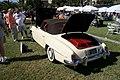 Mercedes Benz 190SL 1957 Convertble LRear Lake Mirror Cassic 16Oct2010 (14690518340).jpg